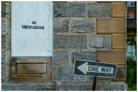 One Way Out at Greystone