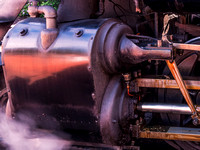 Steam and Rods