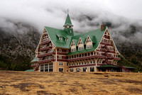 Prince of Wales Hotel in Clouds