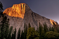El Capitan in Yosemite