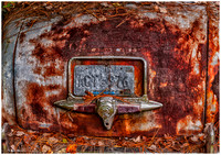 Grungy Dodge Trunk